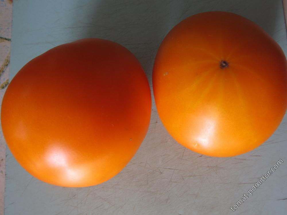 БС оранжевое