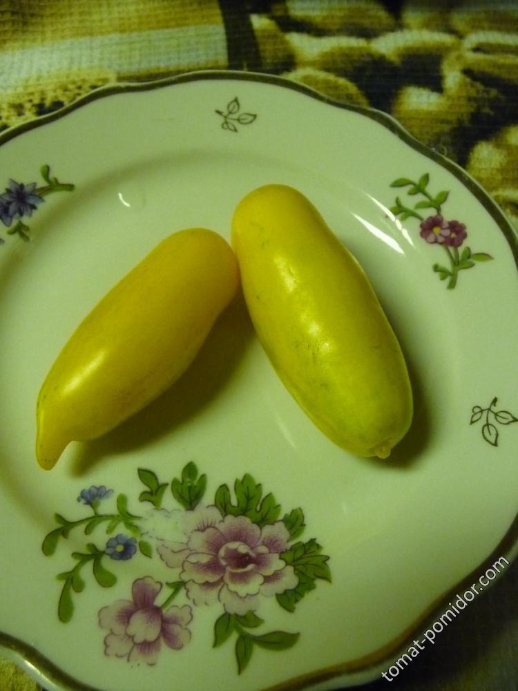 Банановые ноги