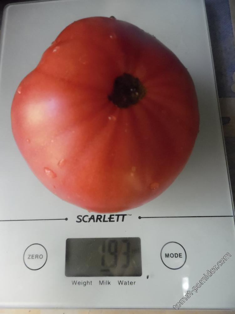 картофельный малиновый
