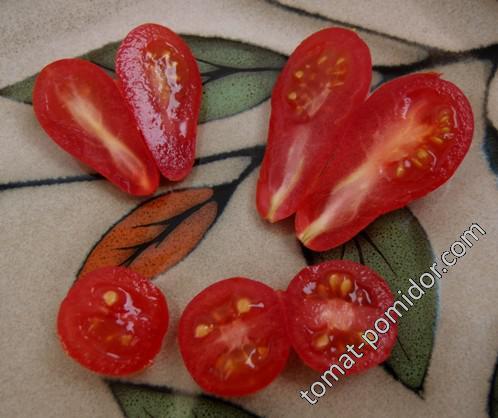 Austin's Red Pear (Красная груша Остина)