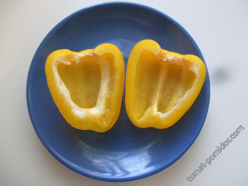 Желтая клубничка 2